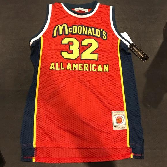 premium selection 3283c f9814 NWOT Lebron James McDonalds All American Jersey